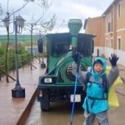 503 スペイン巡礼 サンティアゴ巡礼 カミーノ バル 機関車車