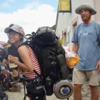 604 サンティアゴ巡礼 スペイン バックパック アルカ