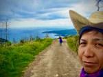 609 サンティアゴ巡礼 海がみえた大西洋景色 3 セー