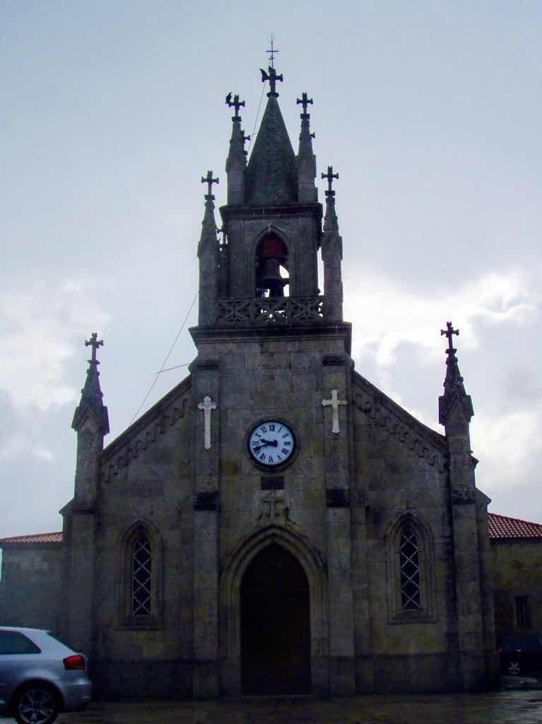 610スペイン巡礼 セー 教会風景 カミーノ フィステラ