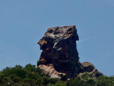618メノルカ島Menorca 横顔インディアン