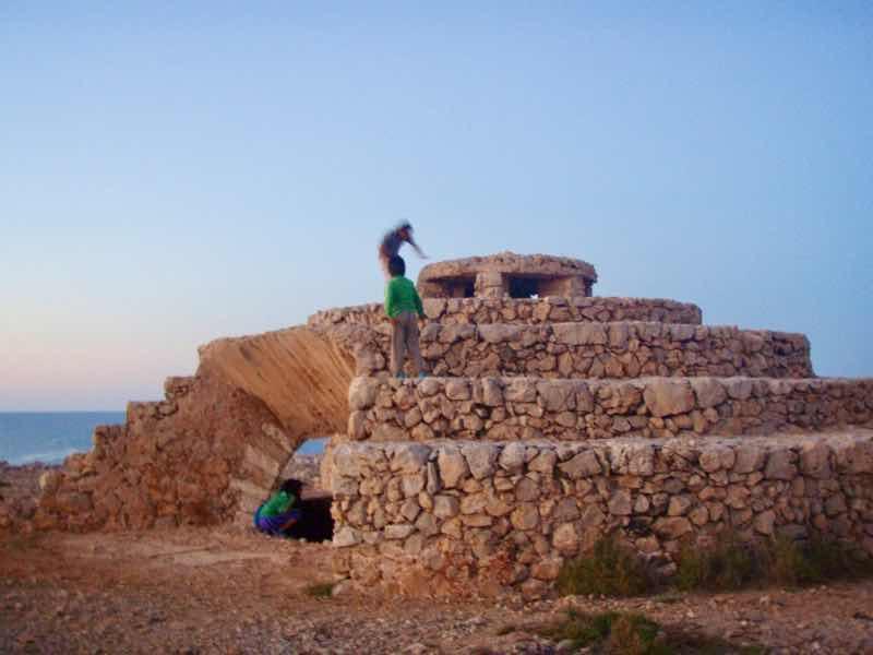 623メノルカ島 Menorca プンタナティh2