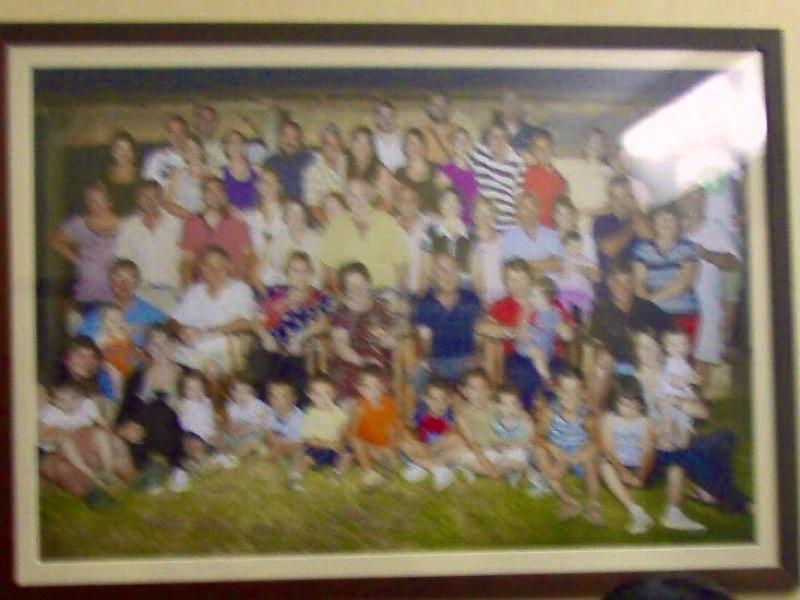 623メノルカ島 サン•フアン 馬祭り Menorca シウタデラ家族族写真