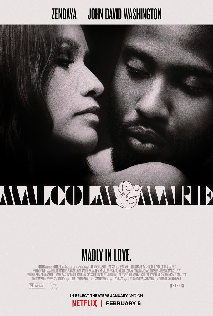 ESPECIAL PELÍCULAS QUE NADIE IRÁ A VER: MALCOM&MARIE