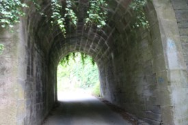 Tunnel used in the movie (1:41)