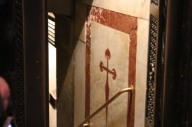 VENERATION OF THE SEPULCHRE OF THE APOSTLE SAINT JAMES