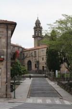Museo do Pobo Galego near Porta do Camiño