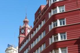 Building in Plaza de España