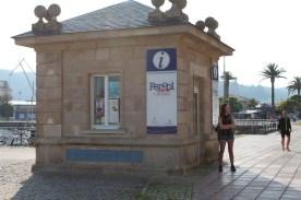 Information at port of Ferrol