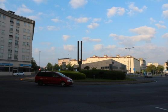 """Avenida Esteiro - """"Diapason roundabout"""""""