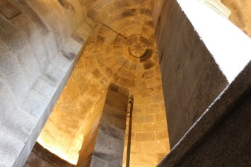 Hércoles Tower interior