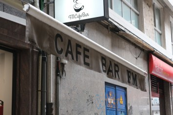 Cafe Bar FM - where we had a great reception