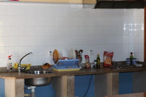 Inside Albergue de Peregrinos de Hospital de Bruma