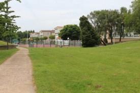 Park near Plaza da Paz