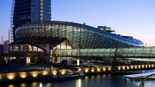 Das Klimahaus ist eines der interessanten Museen an der Tourismusmeile Havenwelten.