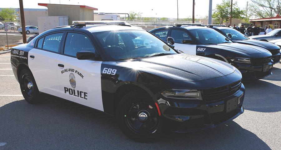 El departamento de policía de Sunland Park obtiene vehículos nuevos
