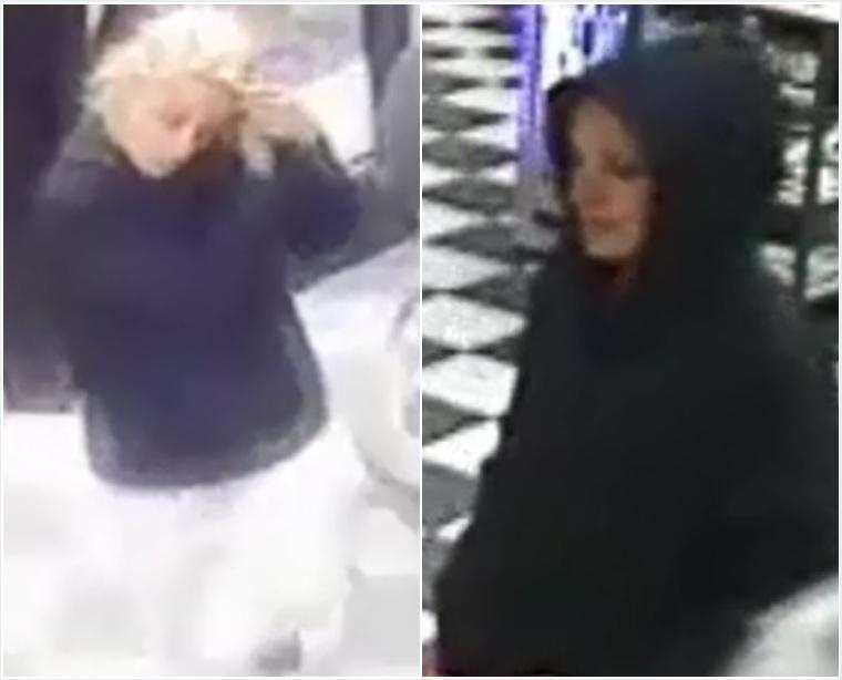 La buscan: Usó tarjeta robada