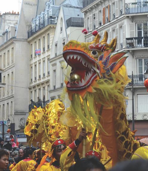¡INSÓLITO! Costumbres del Año Nuevo Chino