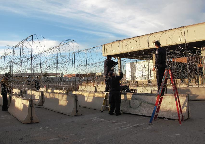 CBP toma medidas en El Paso en preparación para incremento en el número de migrantes a la región fronteriza