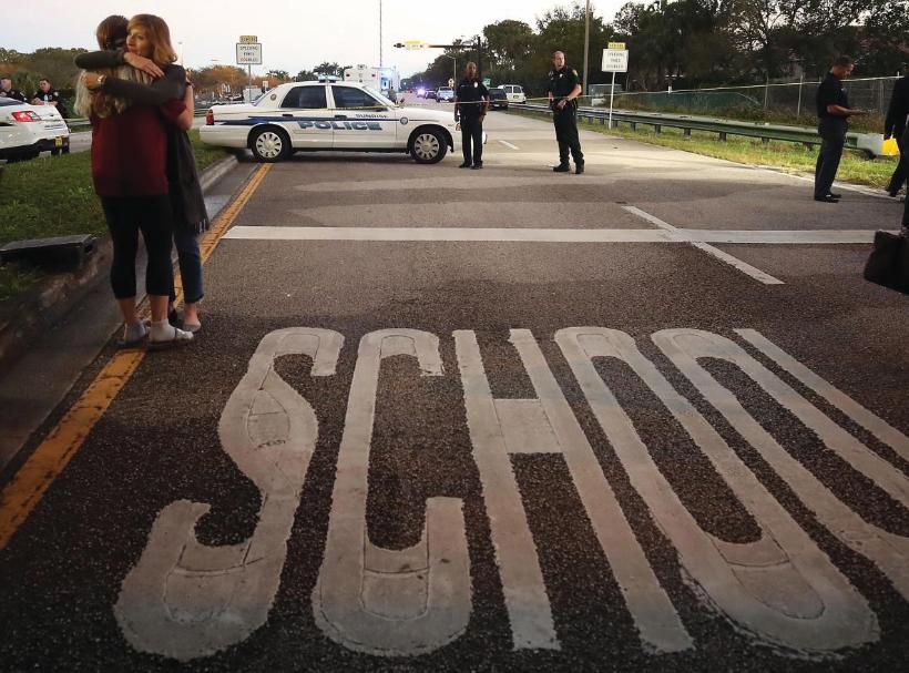 Rio Rancho: Pánico por disparos en escuela. Estudiante acusado de intento de asesinato
