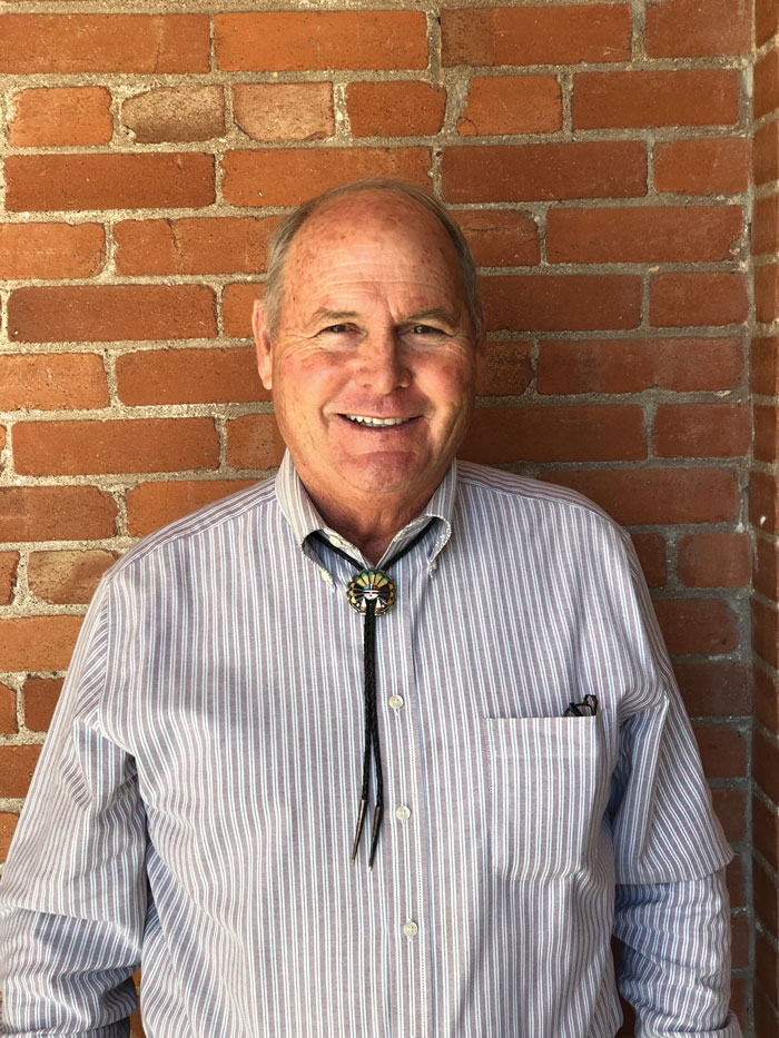 David McSherry, Administrador de Luna
