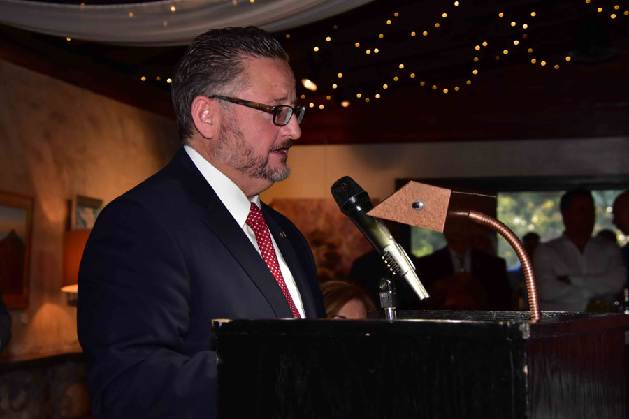 Dan Bienvenida a nuevo Cónsul General de México