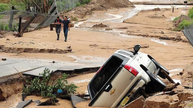 El condado ofrece consejos de seguridad para la temporada de lluvias