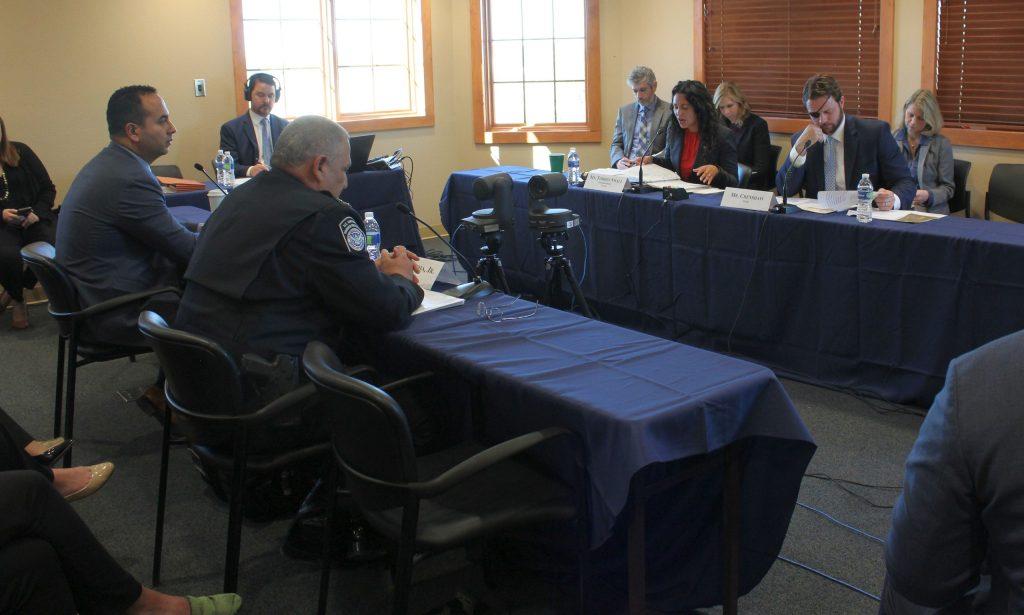 Cruces internacionales: Importante reunión en Santa Teresa