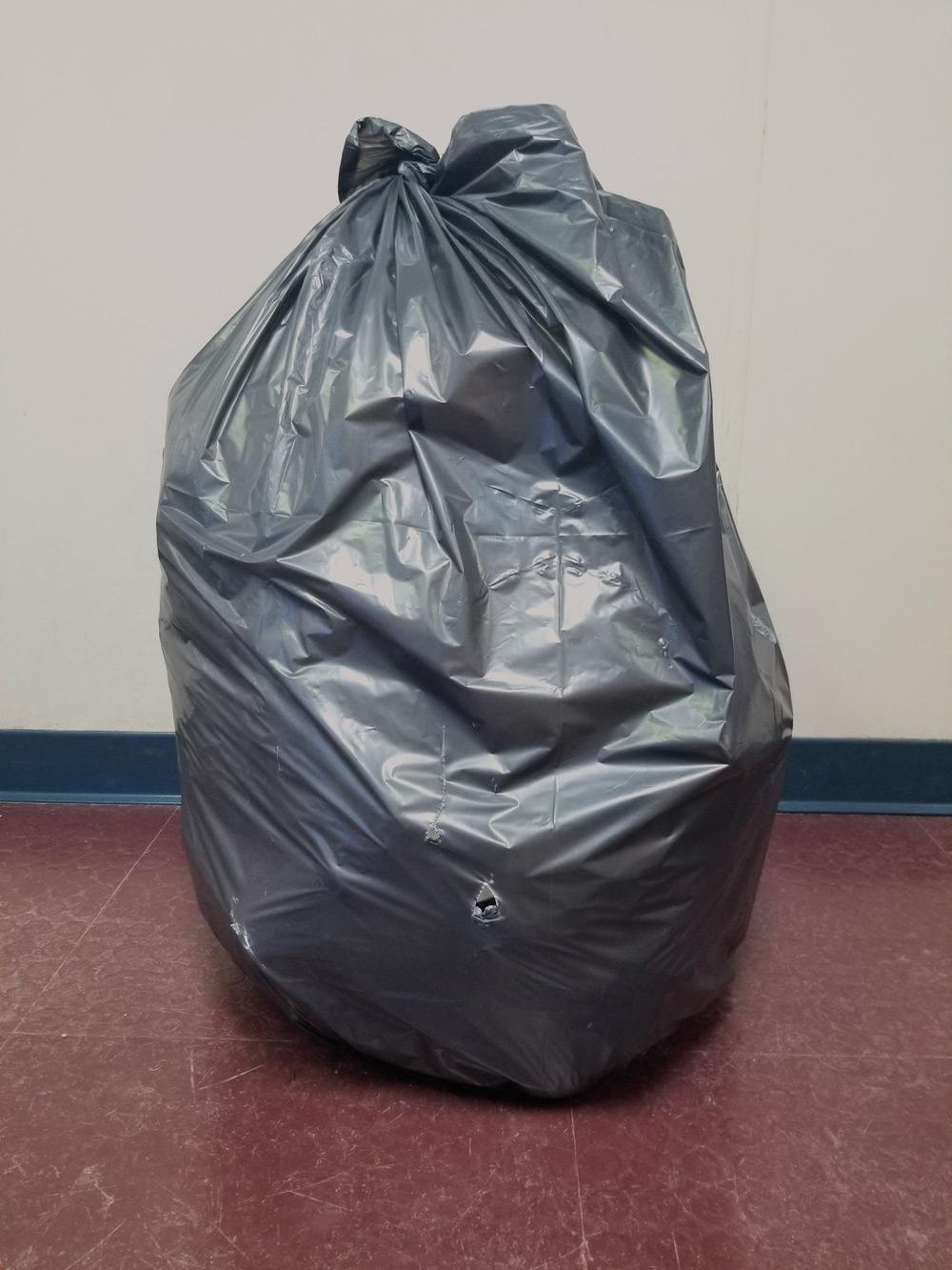 Restricciones para dejar desechos sólidos