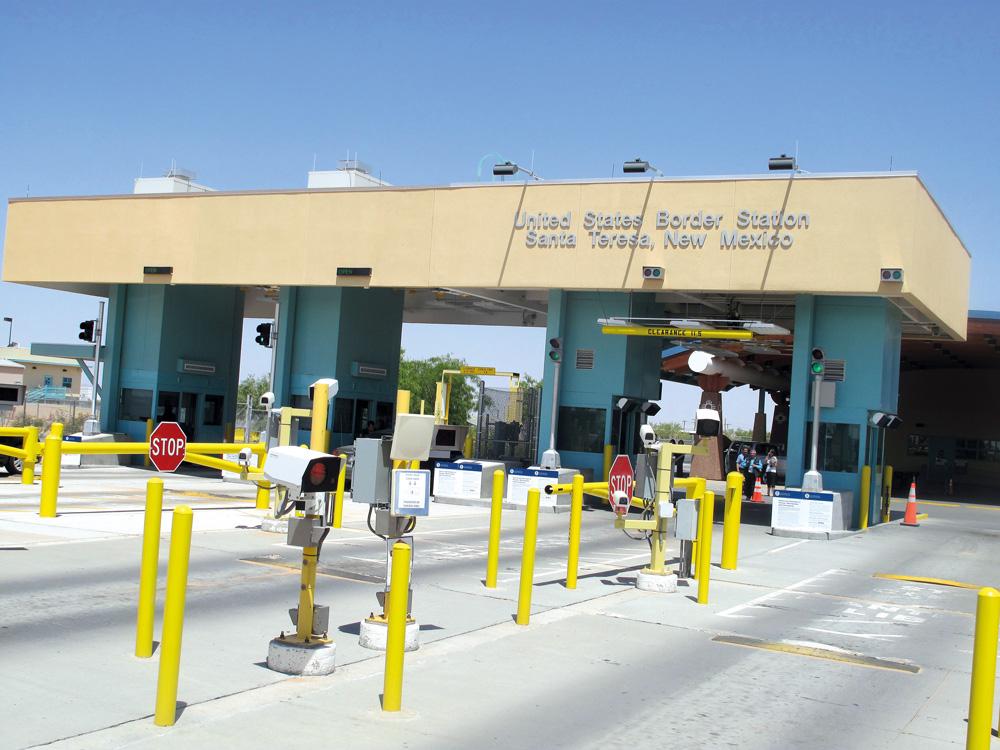 Puerto de Entrada de Santa Teresa obtiene Certificación Hazmat