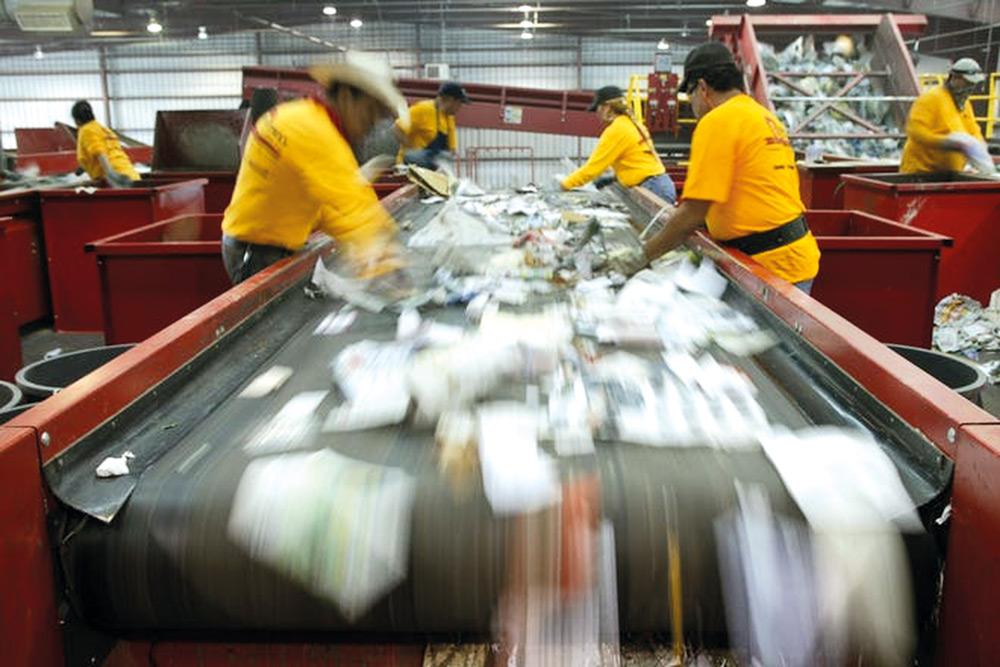 El reciclaje podría crear nuevas oportunidadesde trabajo