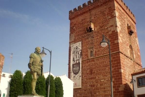 Alcázar de San Juan: Torreón de don Juan José de Austria