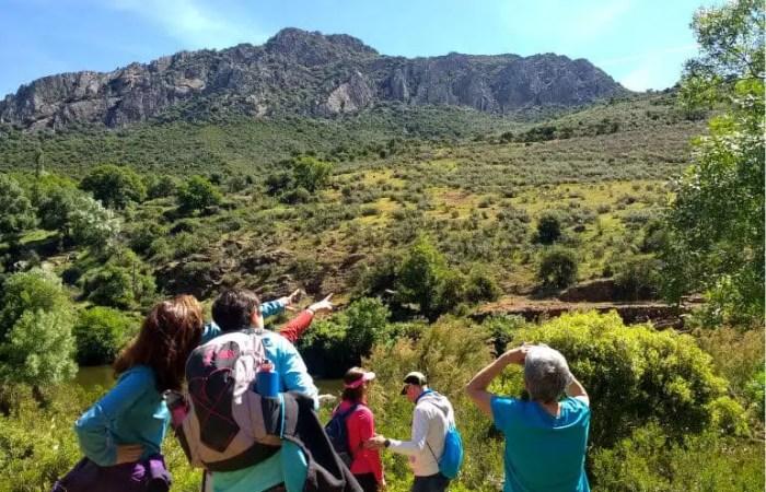 Senderismo Valle de Alcudia y Sierra Madrona