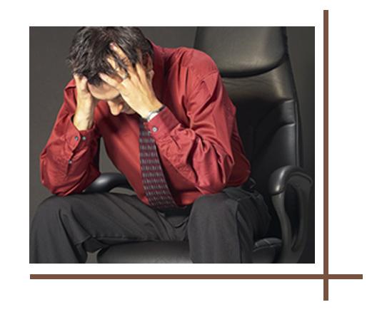 El estrés puede ser causado por múltiplesfactores