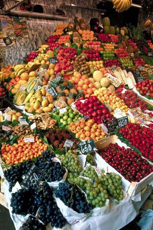 Consumir frutas y verduras regularmente aumentará nuestra calidad devida