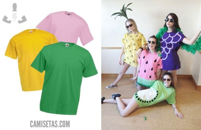 Disfraces con camisetas – CAMISETAS.COM BLOG