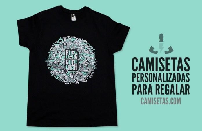 56474e458 Camisetas personalizadas para regalar - Blog camisetas.com