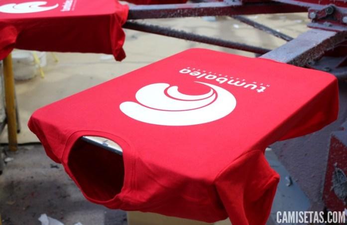 Proveedor de camisetas en serigrafía 2