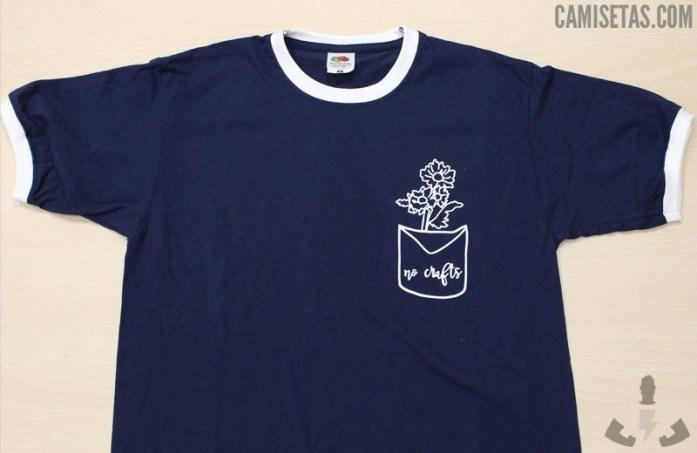 Camisetas ringer personalizadas 2