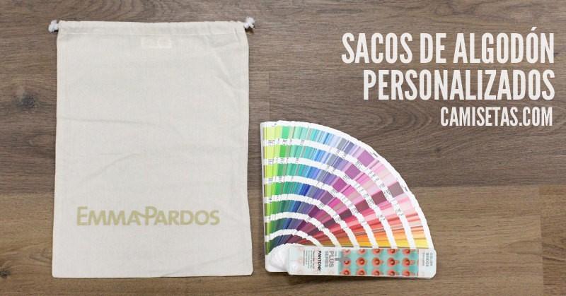 859596be4 Sacos de algodón personalizados - Blog camisetas.com
