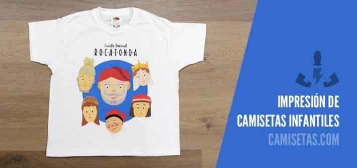 Impresión de camisetas infantiles 51