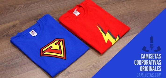 Camisetas corporativas originales 1