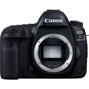 Canon EOS 5D Mark IV DSLR Camera, 30.4MP, 4K