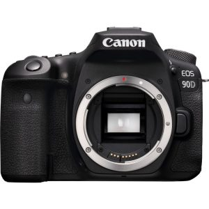 Canon EOS 90D DSLR Camera 32.5MP Body Only