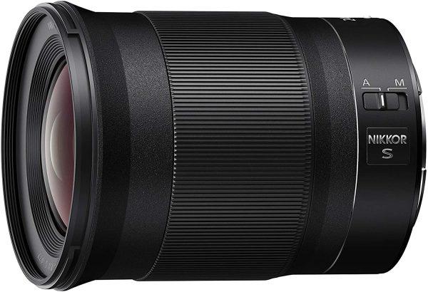 NIKKOR Z 24mm f1.8 S Lens