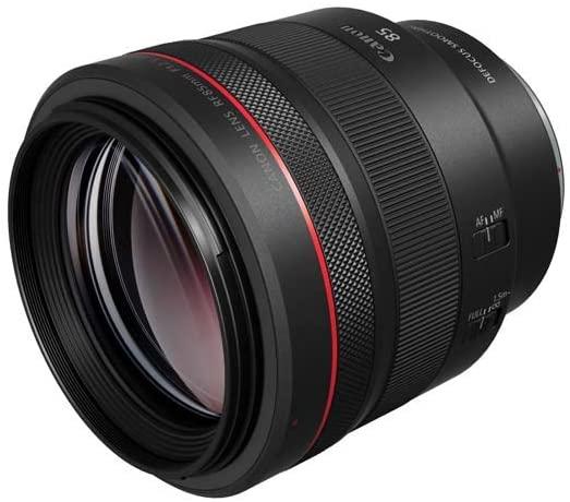 Canon RF 85mm F1.2L USM DS Lens