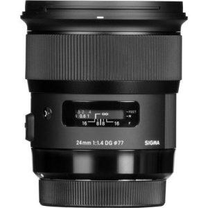 Sigma 24mm F1.4 DG HSM For Nikon F