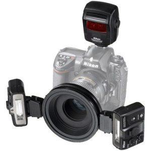 Nikon R1C1 Dual SB-R200 Speedlight Commander Flash Kit