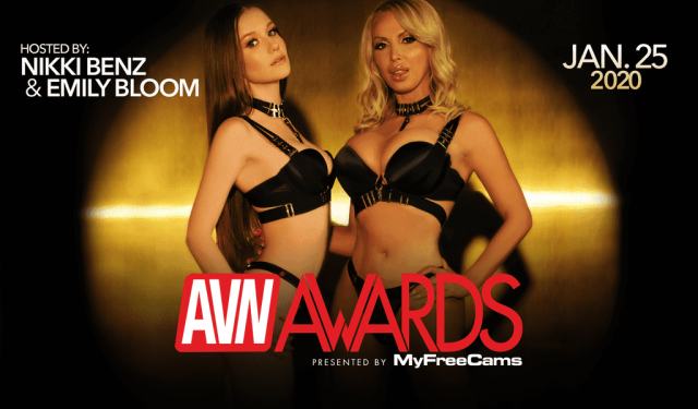 AVN Awards voting open