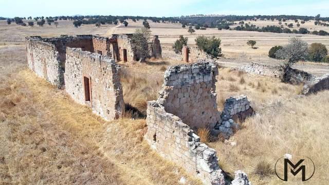 Ruinas ex hacienda